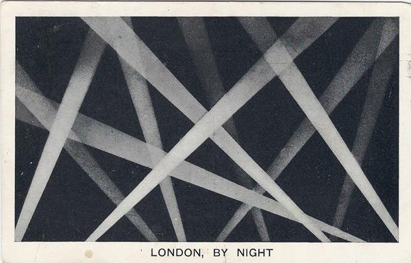 London, by night