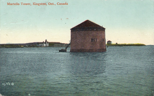 Martello Tower, Kingston, Ont., Canada