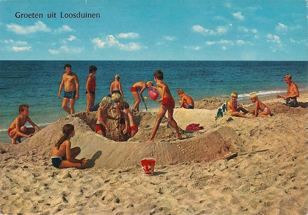 Groeten uit Loosduinen