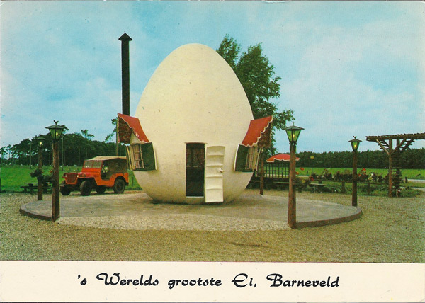 's Wereld grootste ei, Barneveld