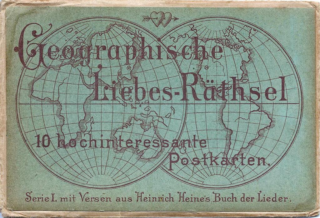 Geographische Liebes-Räthsel